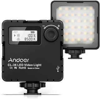 Luz portátil para cámaras NUEVA A ESTRENAR