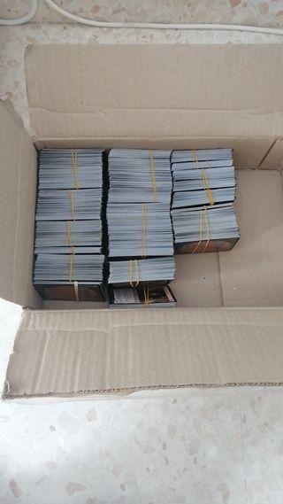 1536 cartas Magic the Gathering