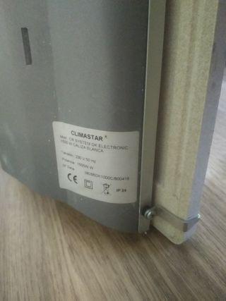 Radiador eléctrico Climastar