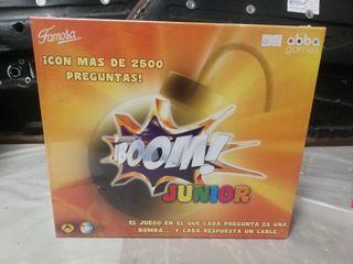 Juego Boom Junior