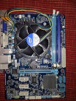 PLACA BASE GA-h61ma-d3v socket 1155