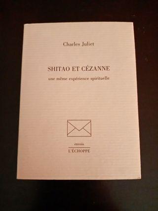 CHARLES JULIET. SHITAO ET CÉZANNE, 2003