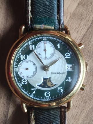 Reloj cronografo Émile Pequignet