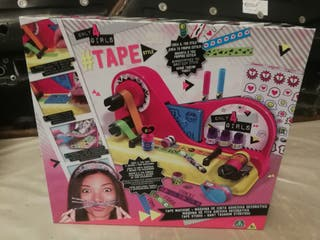 Maquina de cinta adhesiva