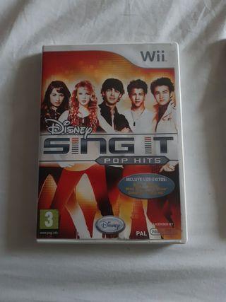 juegos de la Wii