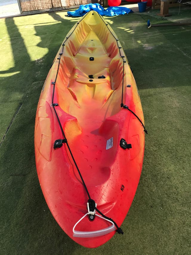 Kayak rotomod ocean duo
