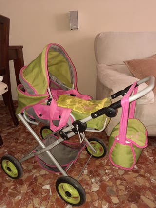 carro con capota bebé