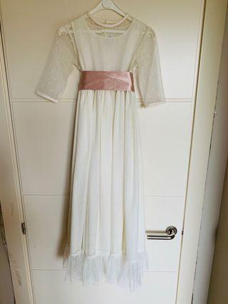 Vestido de comunion marca Teresa y Leticia