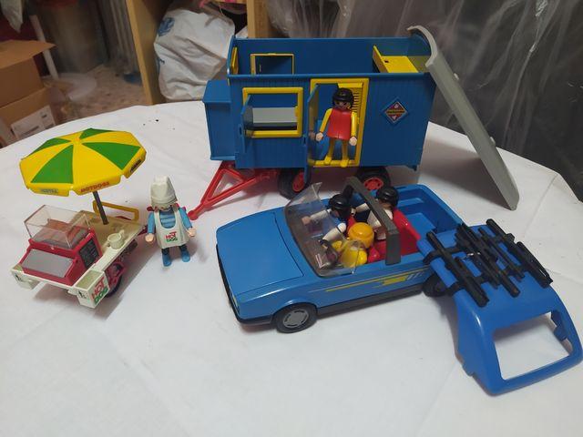 Lote Playmobil 2 - Ocio y tiempo libre