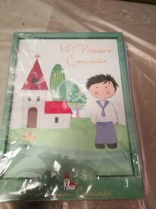 Libro recordatorio primera comunion