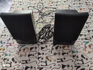 altavoces creative para ordenador o movil.
