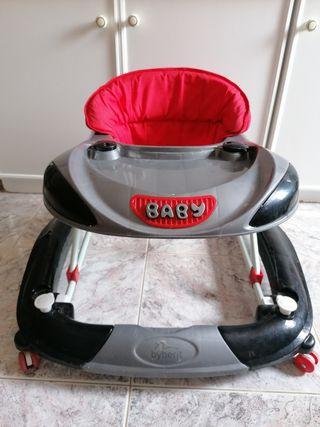 Andadora - Mecedora Baby