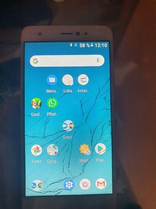 Smartphone BQ Aquarius X