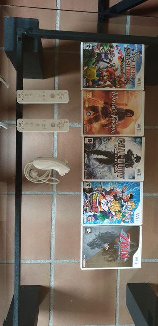 Juegos & Mandos Wii