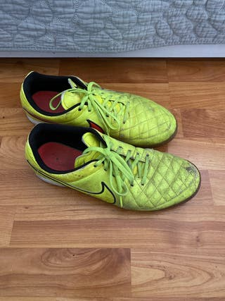 Botas Nike Tempo futbol sala