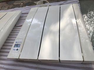Radiadores eléctricos bajo consumo