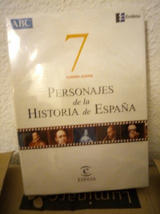 Historia de España+personajes de la historia