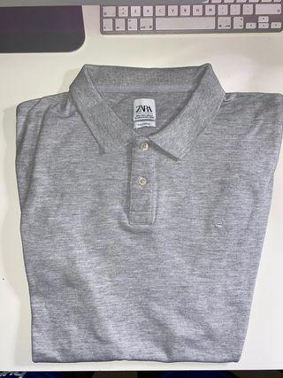 Polo Zara talla XL