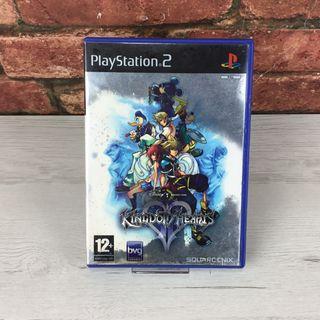 Juego PS2 Kingdom Hearts II