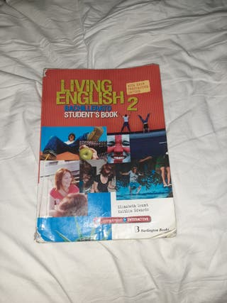LIVING ENGLISH 2° BACHILERATO STUDENT'S BOOK