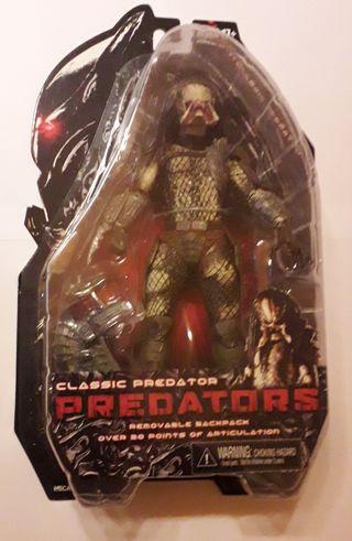 PREDATORS Classic Predator NECA
