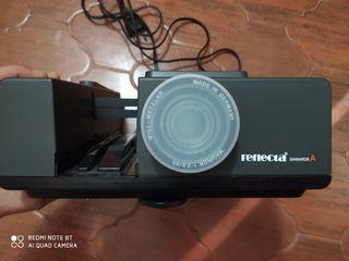 proyector reflecta + pantalla reflecta