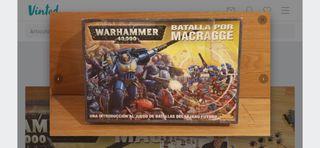 Warhammer 40000; Batalla por Macragge