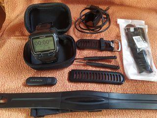 Garmin Forerunner 910xt. Reloj GPS/pulsómetro.