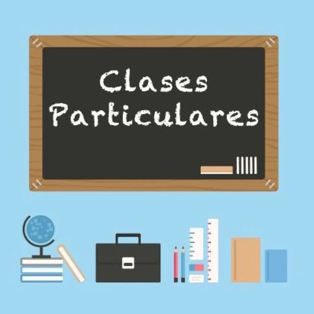 CLASES PARTICULARES 2020/21