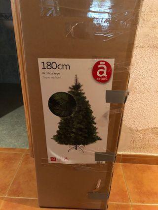 Vendo árbol de navidad 180cm