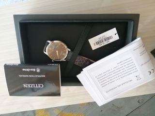 reloj hombre citizen stiletto eco driver