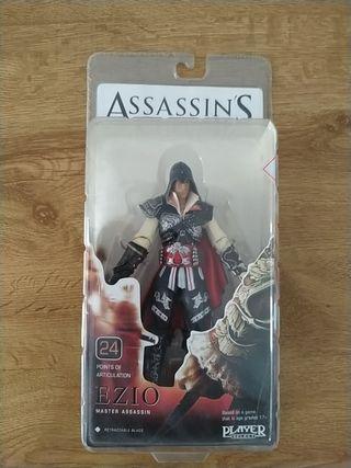 Figura Ezio Assassins creed 2 PRECINTADA