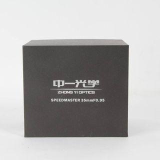 ZHONG YI MITAKON SPEEDMASTER MARK II 35MM E341902