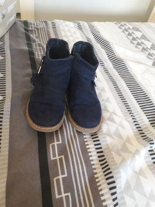 Vendo botas niña