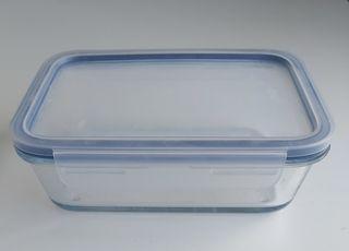 Taper de vidrio Ikea