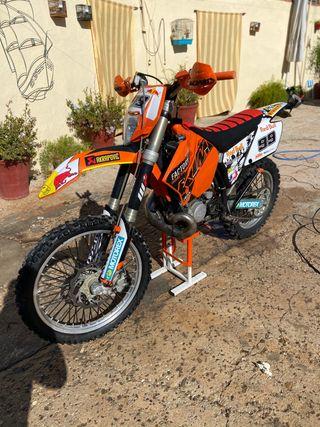 Ktm Exc 200cc