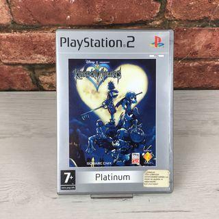 Juego PS2 Kingdom Hearts Platinum