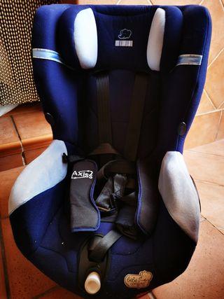silla auto bebé card confort