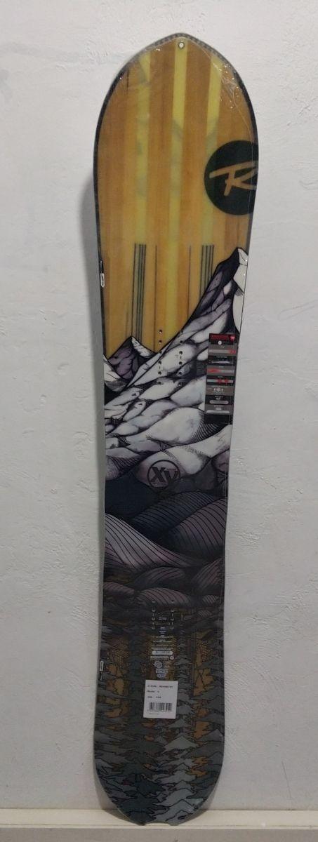 Snowboard Rossignol Xavier de le Rue 159