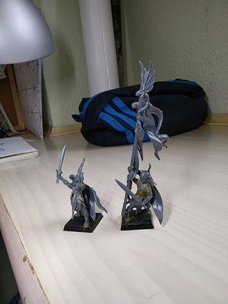 Warhammer elfos silvanos 36 uds