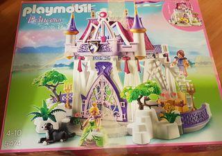 Playmobil castillo de princesa