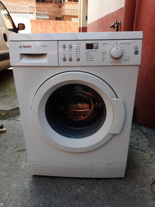 lavadora bosch 8 kg maxx 8