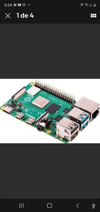 Raspberry pi 4B 4gb nueva