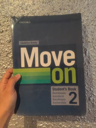 Libro texto inglés Move on 2