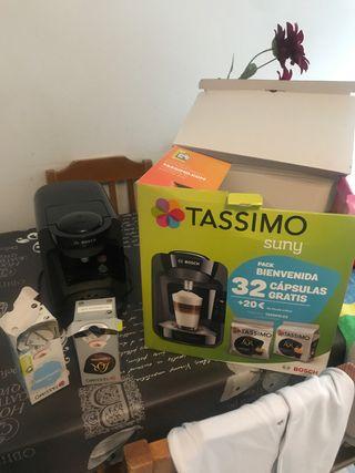 Cafetera Tassimo suny