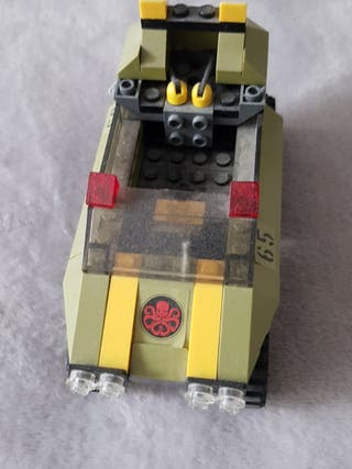tractor lego