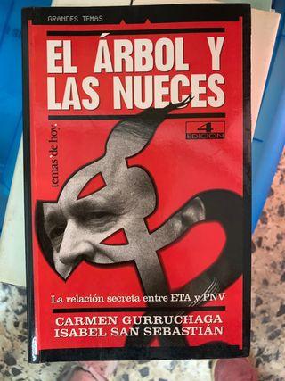 El arbol y las nueces. Carmen Curruchaga.