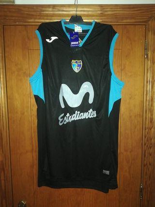 camiseta baloncesto, ACB, ESTUDIANTES