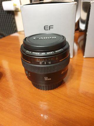 Canon EOS 80D / +Objetivos Canon USM