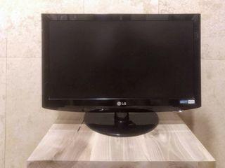 televisor lg 22 pulgadas